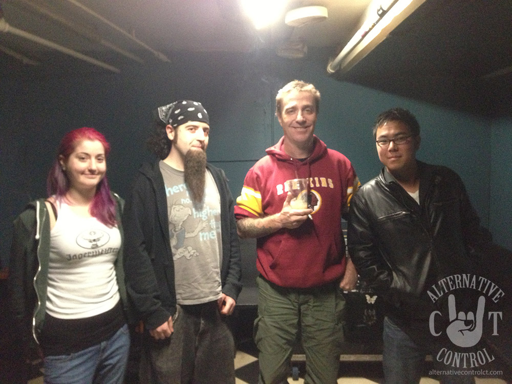 Alternative Control CT interviews Dave Brockie aka Oderus Urungus of GWAR