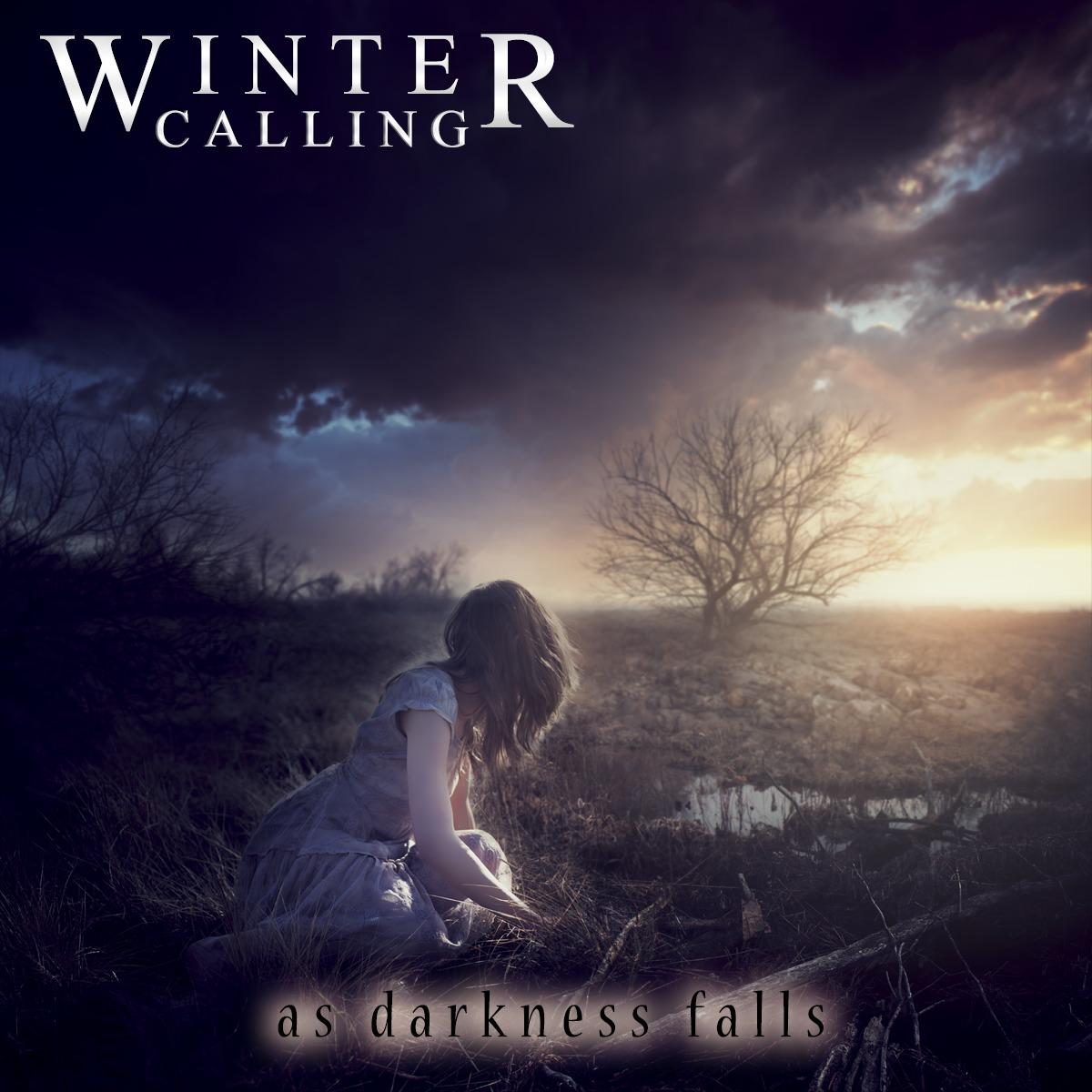 Winter Calling As Darkness Falls