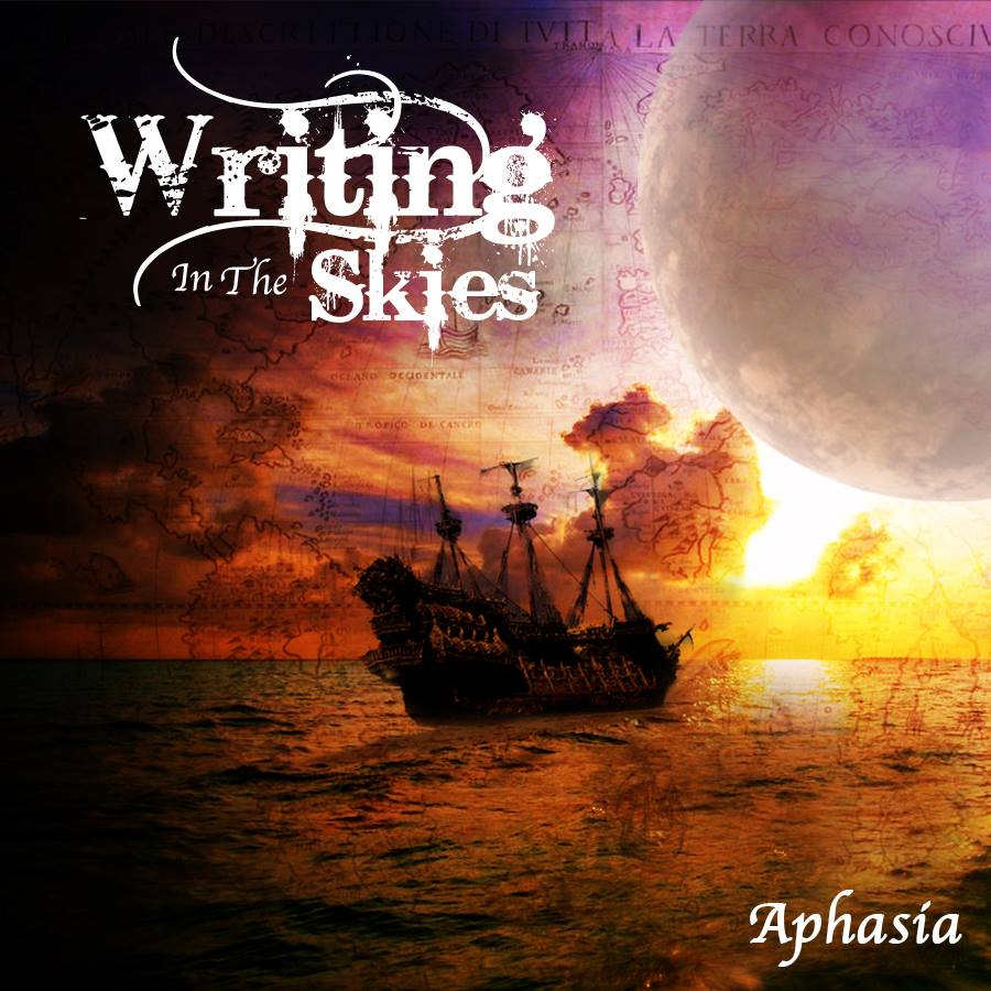 writing in the skies aphasia