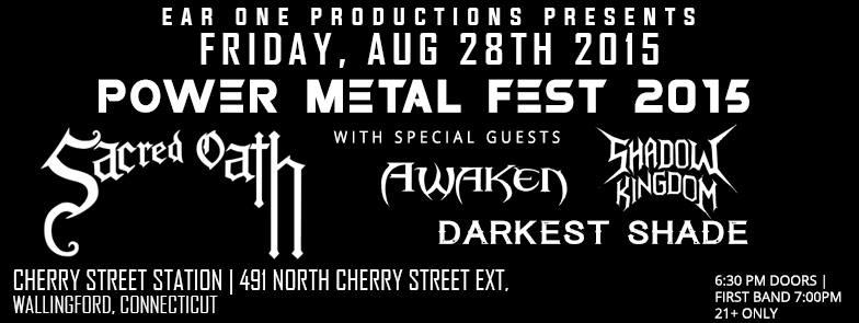 power metal fest