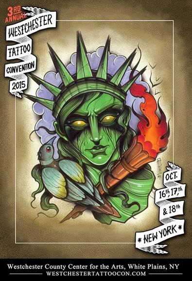 3rd annual westchester tattoo convention