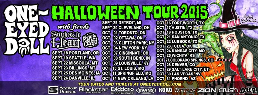 one eyed doll tour