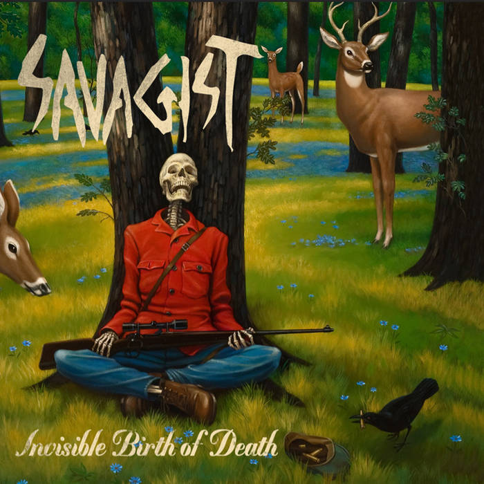 savagist invisible birth of death
