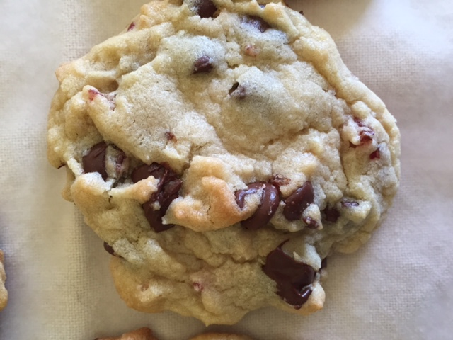 bacon chocolate cookies
