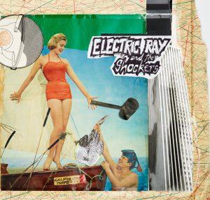 California Torpedo - Album Cover front