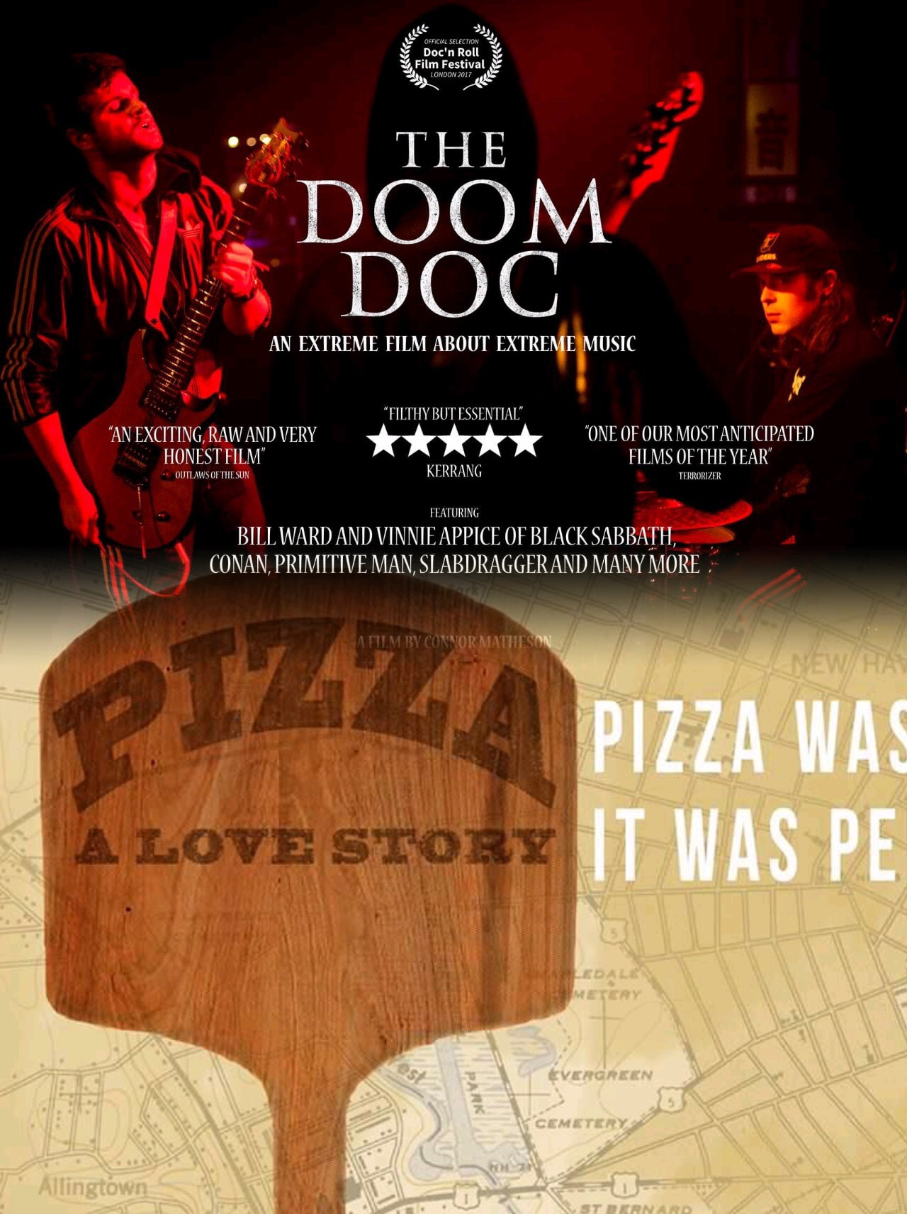 The Doom Doc Pizza a Love Story