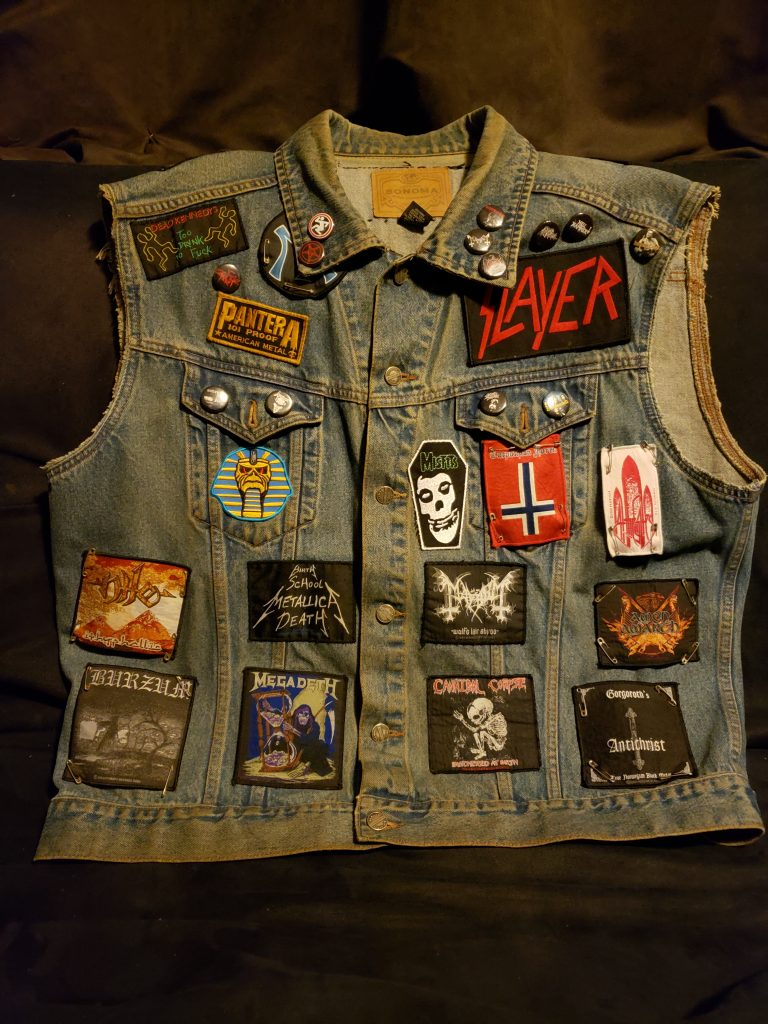 dread these days battle vest