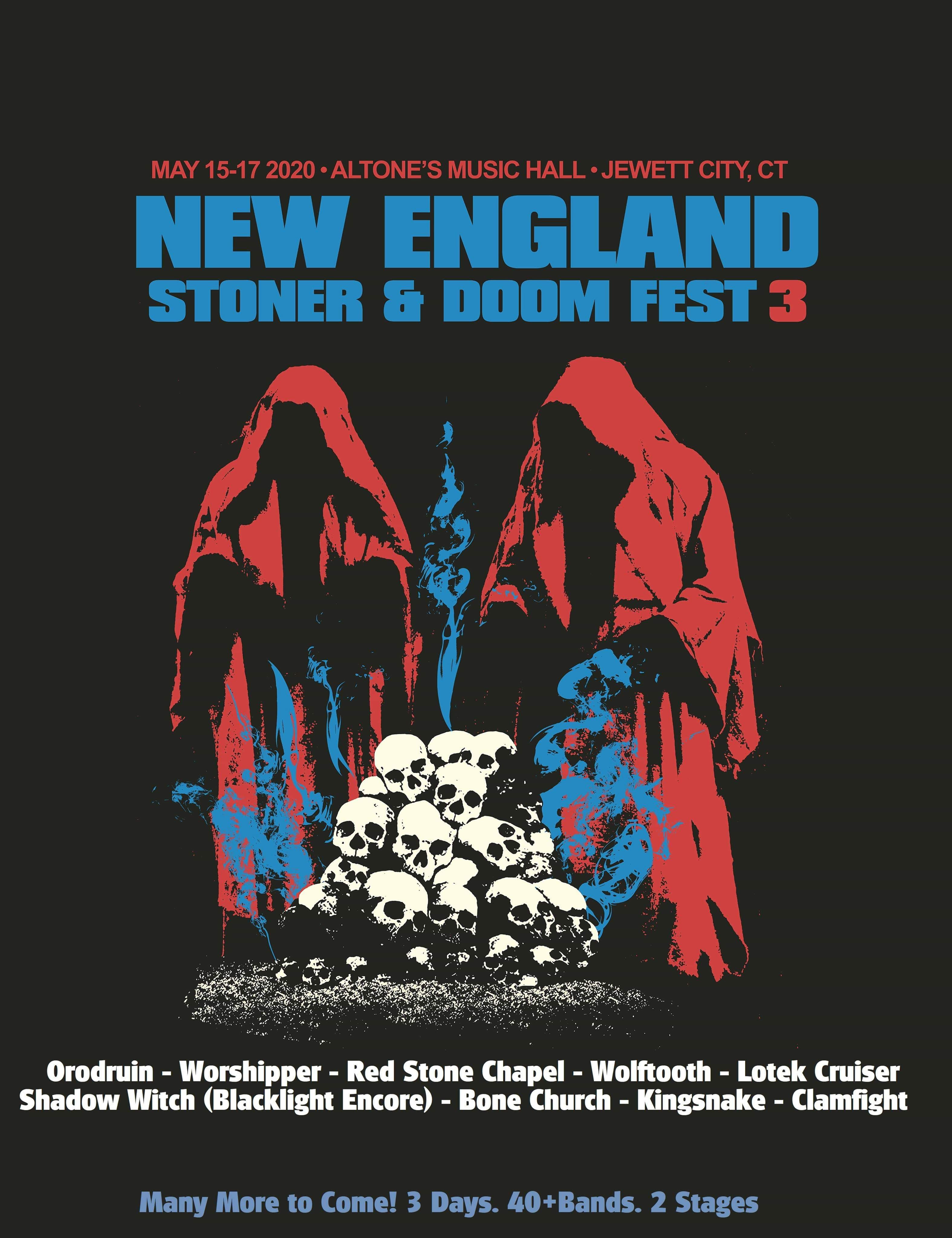 new england stoner and doom festival