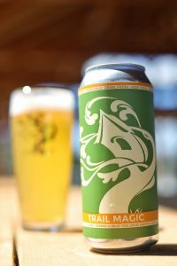trail magic beer tree house