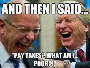 pay taxes meme