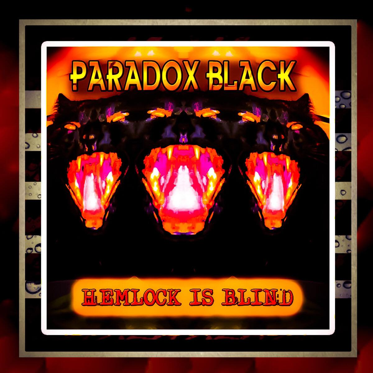 paradox black hemlock is blind