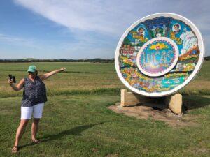 Sara in Lucas, Kansas
