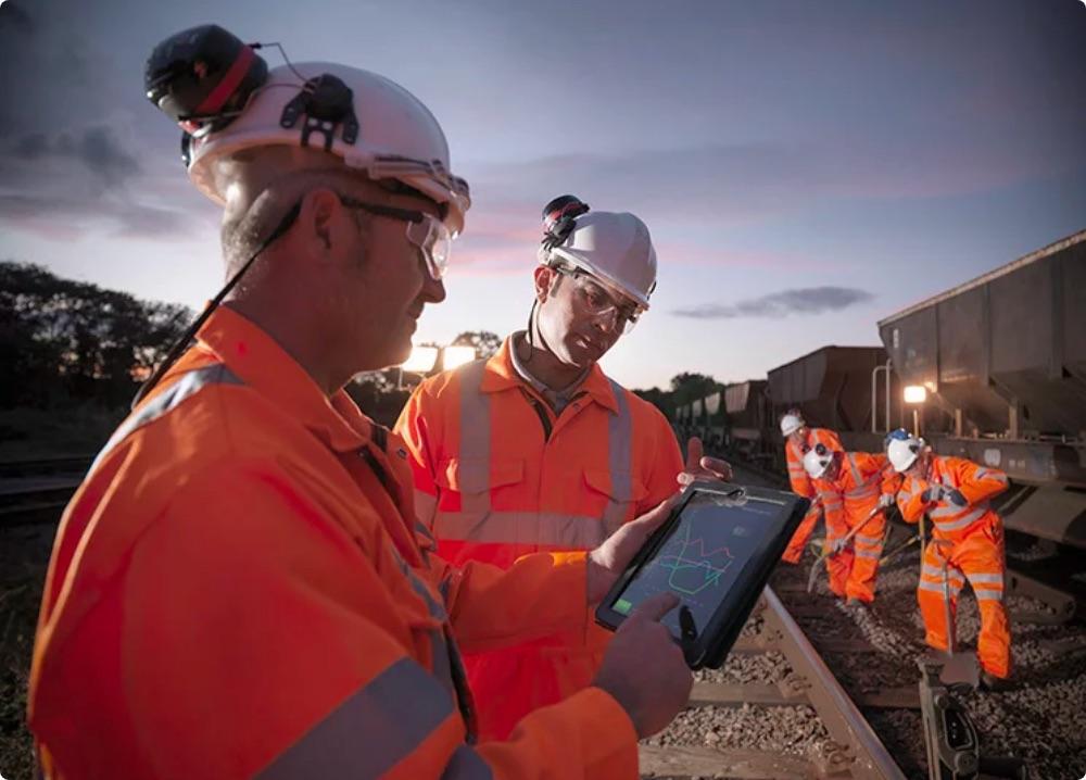 NxTrack Rail Track Inspection Software Rail Inspectors