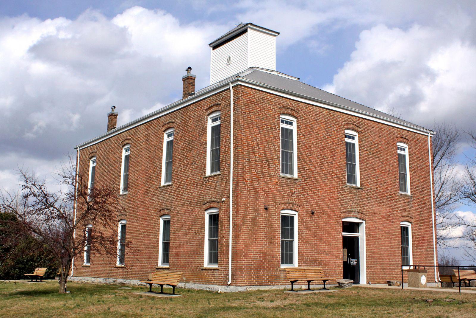Van Buren courthouse