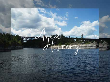French River Area History