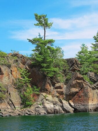 French River landscape, nature in Canada, geological , history, Champlain, river, Canadian shield, wildlife, Ontario Parks, French River Delta, Pristine, Explore, Experience, Discover Ontario