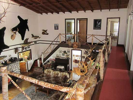 Cultural History French River Delta Lodge