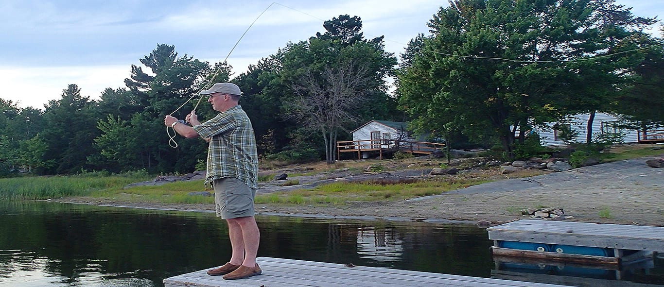 Fly Fishing Canada, French River Delta, Ontario Provincial Parks, What to Bring, Bear's Den Lodge