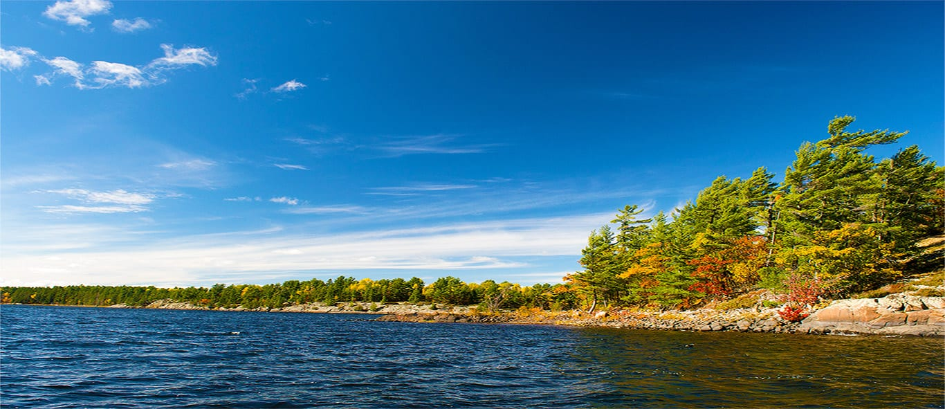 French River Delta, October, Fall, colours, Nature Photography, Landscape, Skyline, Outdoor Canada, Provincial Parks