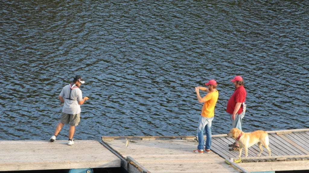 Experience Fishign French River Guide
