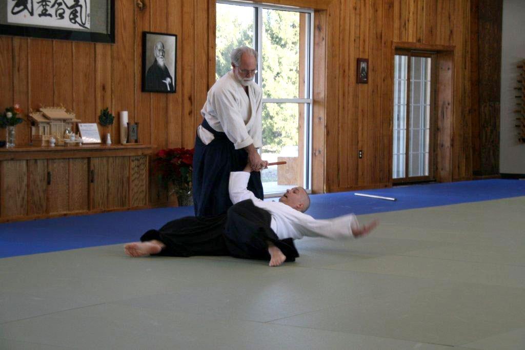 Aikido in Kalispell
