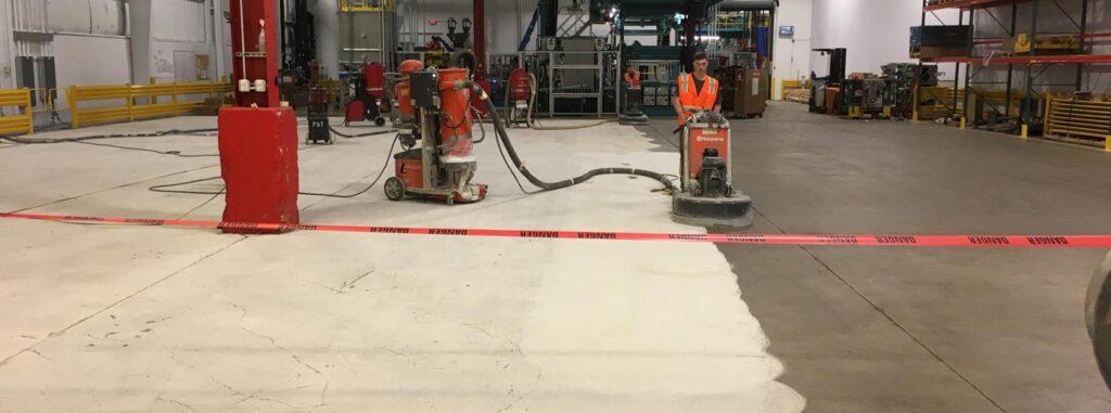 Floor-Scrubber