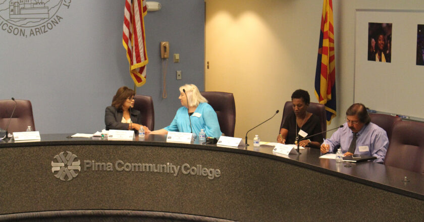 Board of Governors' candidates face off