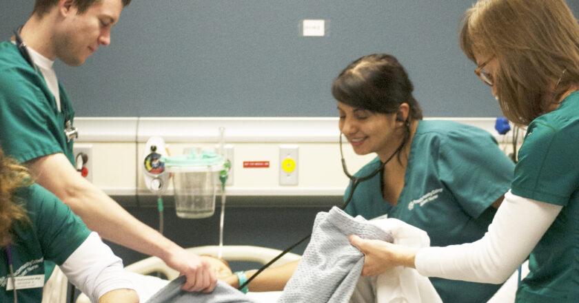A closer look at West Campus Nursing Center