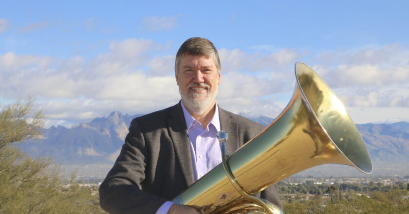 The sound of the woodwinds comes to Pima