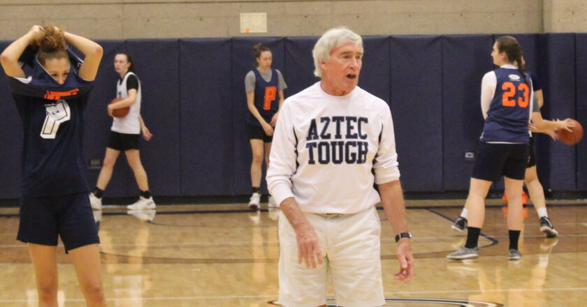 Coach Jim Rosborough: 41 years and counting