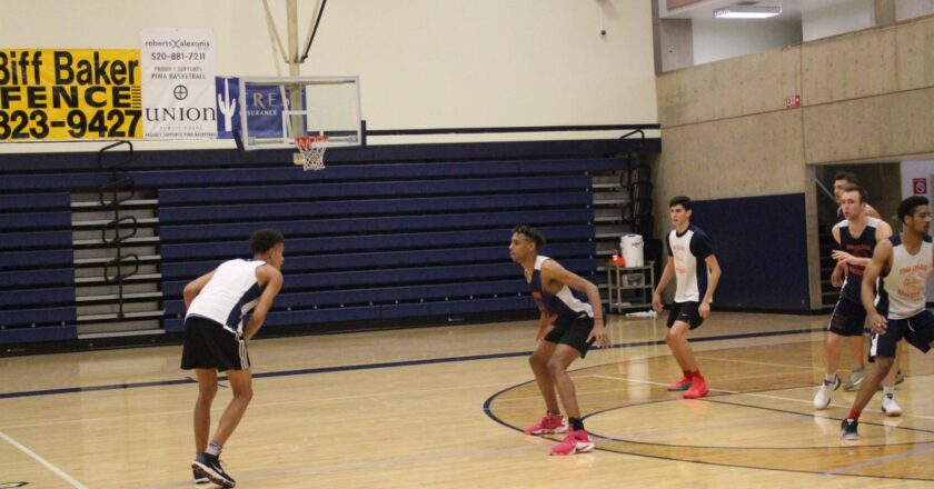 Pima Indoor Sports to Begin After Long COVID-19 Stoppage