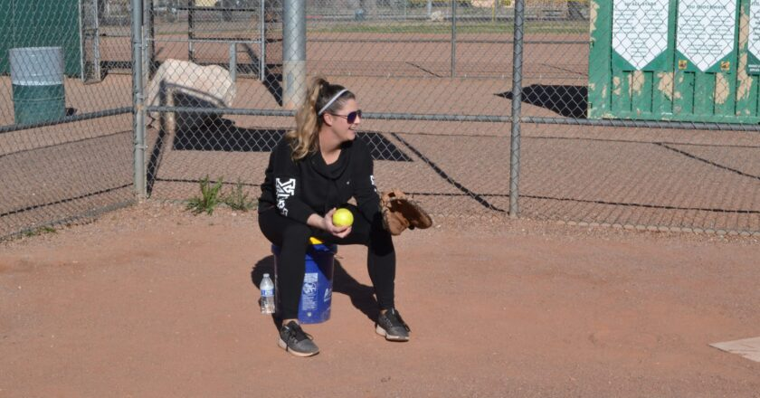 Coach Nicki's legacy continues off the mound