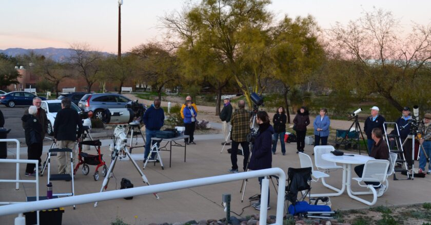 This Pima party was out of this world
