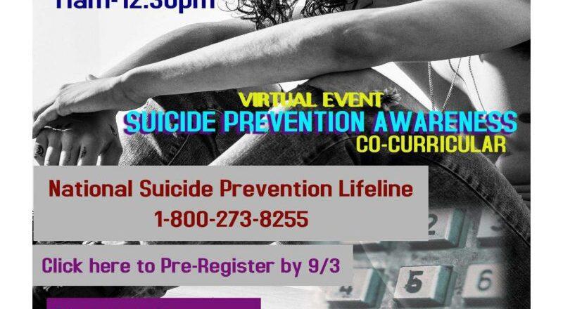 Pima College Suicide Prevention Event