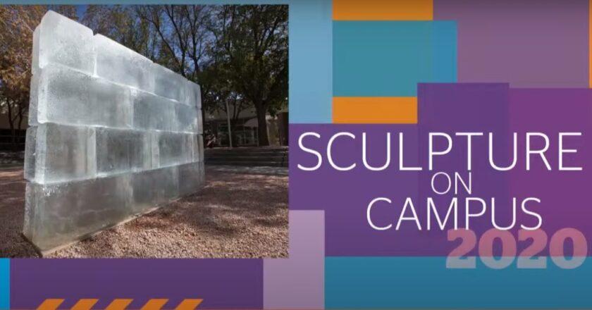 Sculpture on campus 2020