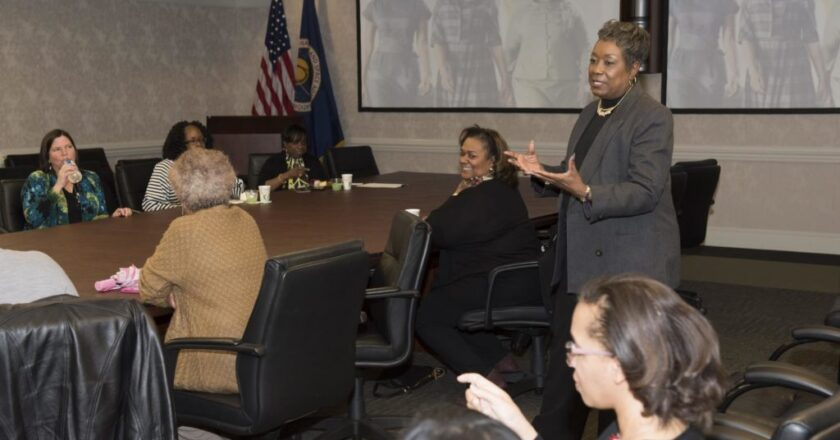 Black History Month: Recognizing Two Women who Told Me Their Story