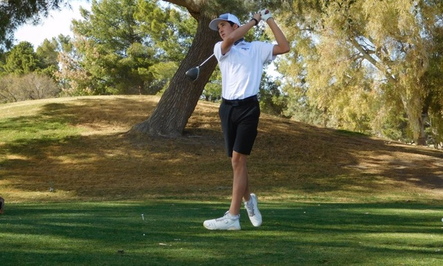 Aztecs men's golf closes out third tournament at Glendale Invitational