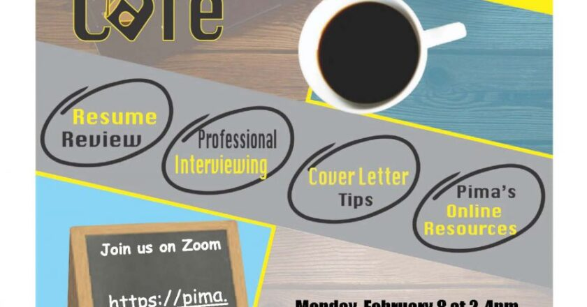 Career Café: Cover Letters and Coffee