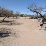Pandemic Playbook: Santa Cruz River Park Disc Golf Course