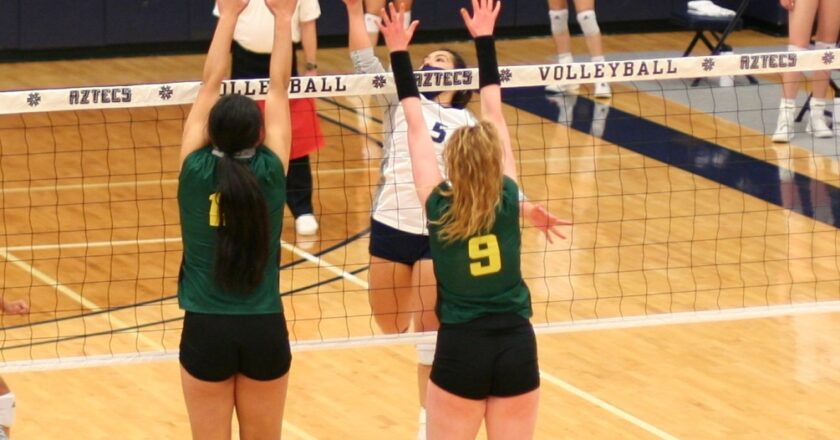 Pima volleyball falls in straight sets to Yavapai College