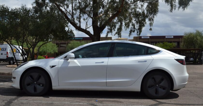 An electric experience: driving my first Tesla