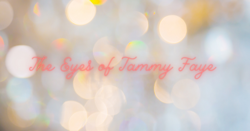 'The Eyes of Tammy Faye': This is why Netflix exists