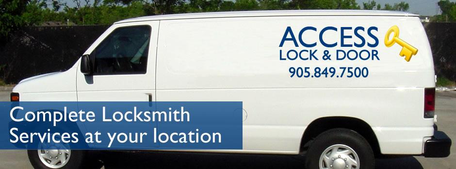 Access Lock and Door - Mobile Locksmith