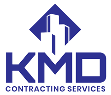 KMD Contracting Services Logo