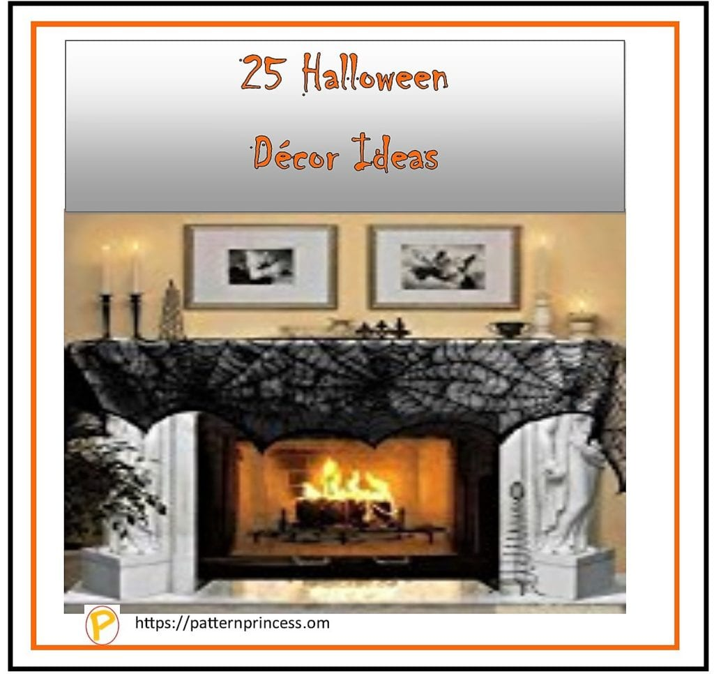 25 Halloween Decor Ideas 1