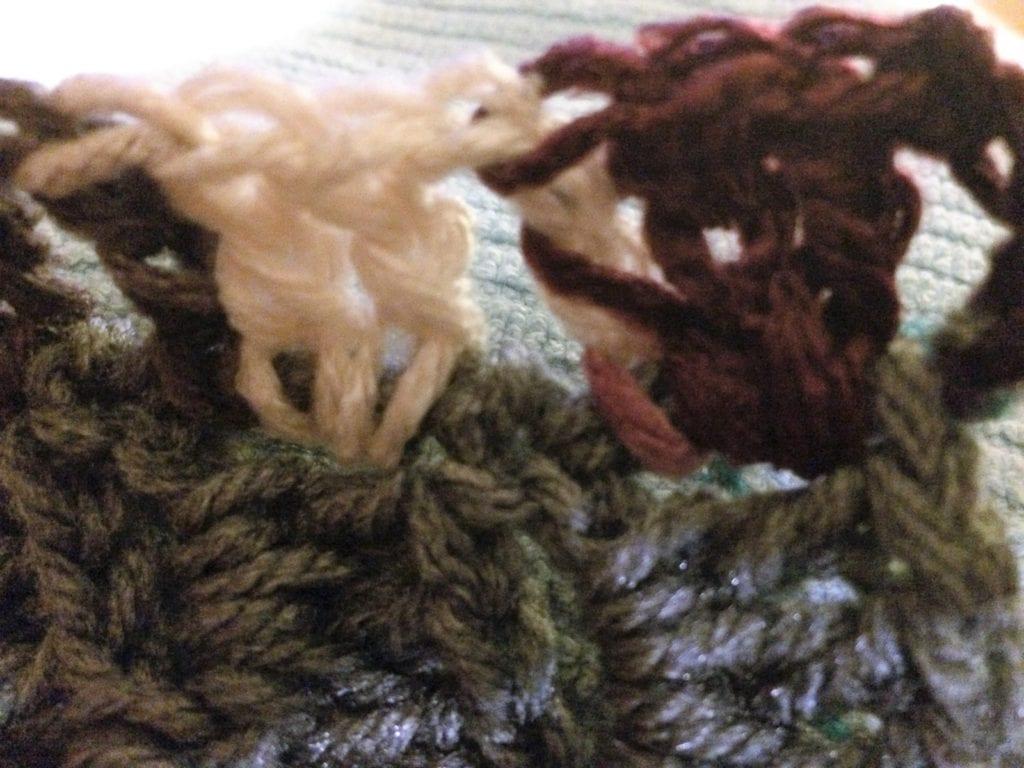 Crochet Boarder Detail