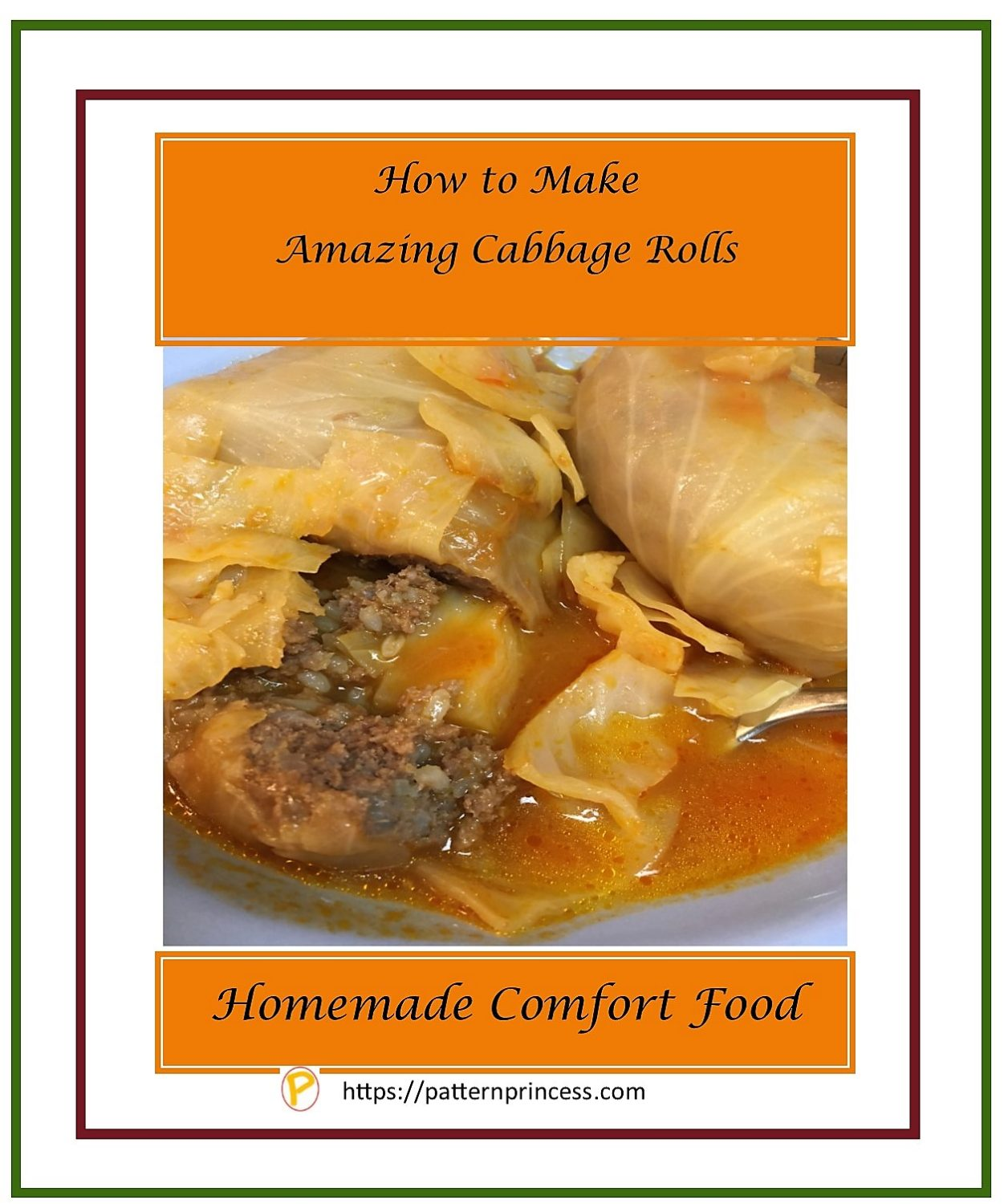 How to make amazing cabbage rolls 1