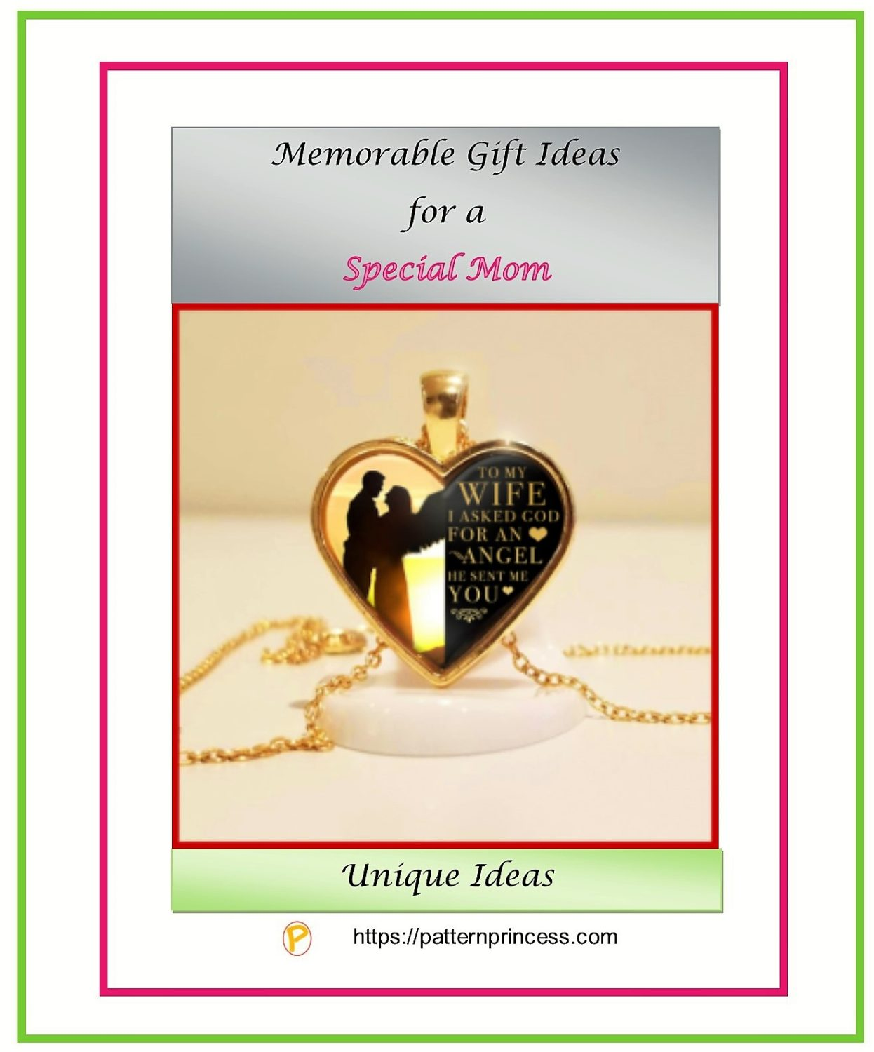 Memorable Gift Ideas for a Special Mom 1