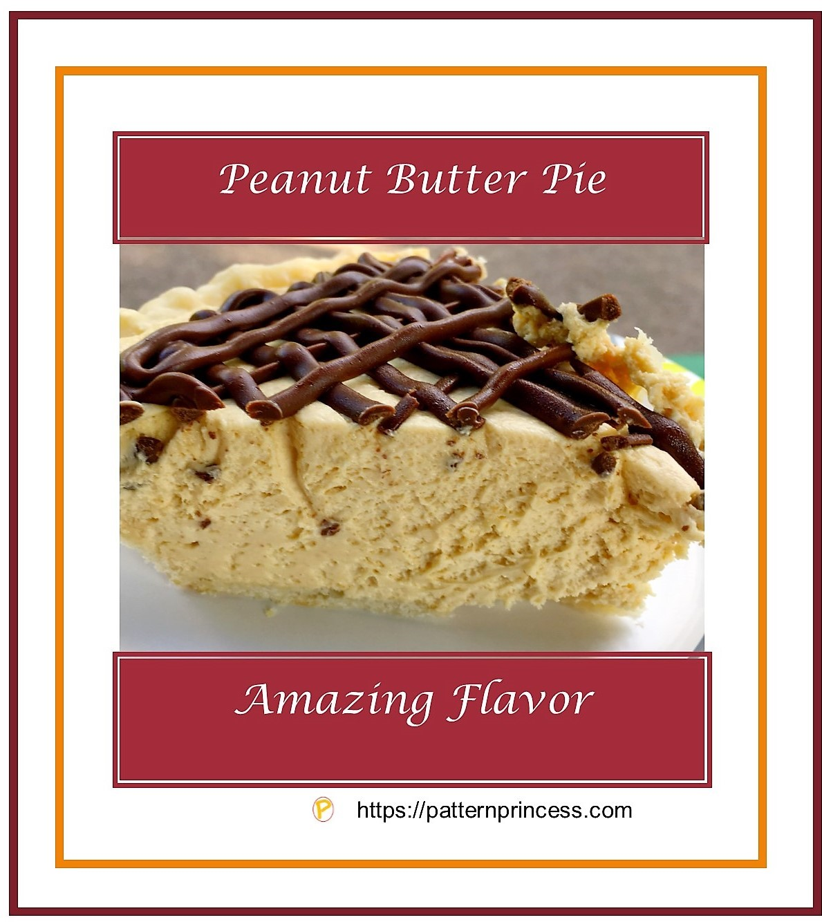 Peanut Butter Pie 1