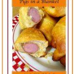 Pigs in a Blanket 1